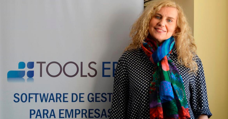 Sandra Serejski CEO de Softlatam