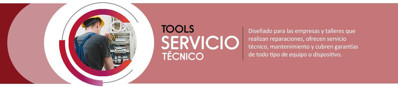 Tools servicio técnico