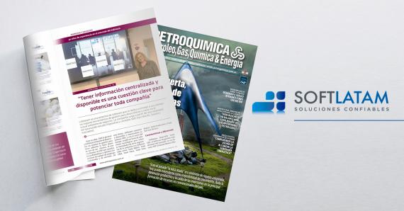 Softlatam - Revista Petroquimica